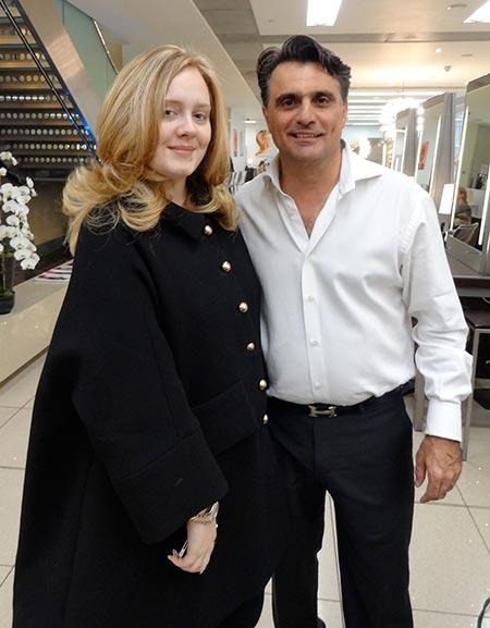 Adele-and-Lino