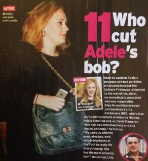 Adele-bob